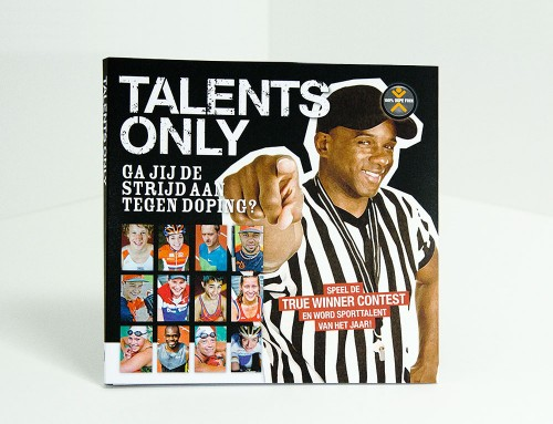 TALENTS ONLY